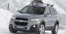 Extreme Snowboarding with Chevrolet Captiva