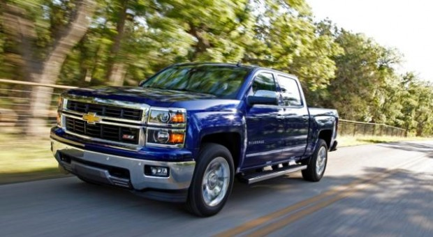 2014 Silverado and Sierra Score a Safety First for Trucks