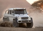 2013 Mercedes-Benz G63 AMG 6×6 – Image Gallery