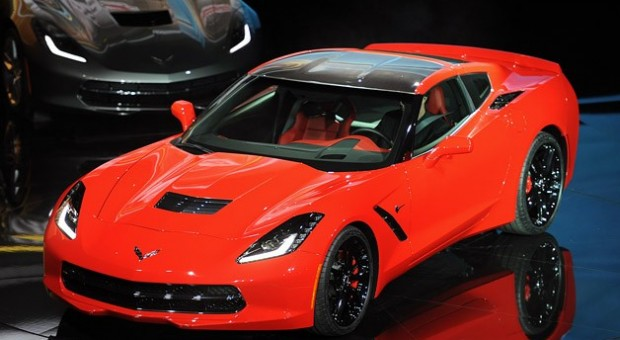 Chevrolet Begins Shipping 2014 Corvette Stingray in US