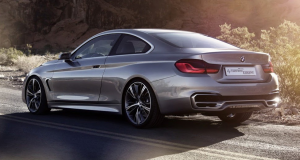BMW M Performance Parts. BMW 4 Series Coupé (Video)
