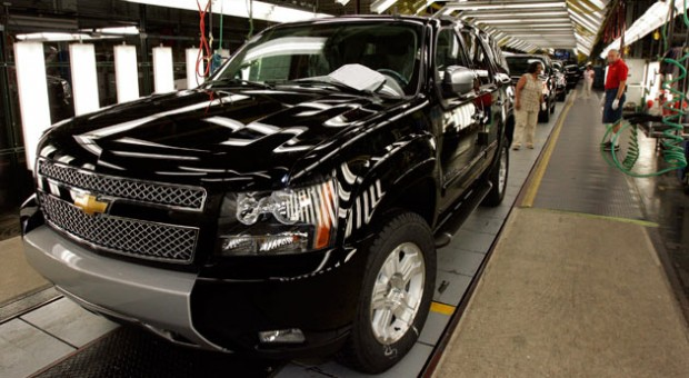 GM's Retail Sales Increased 22% in August