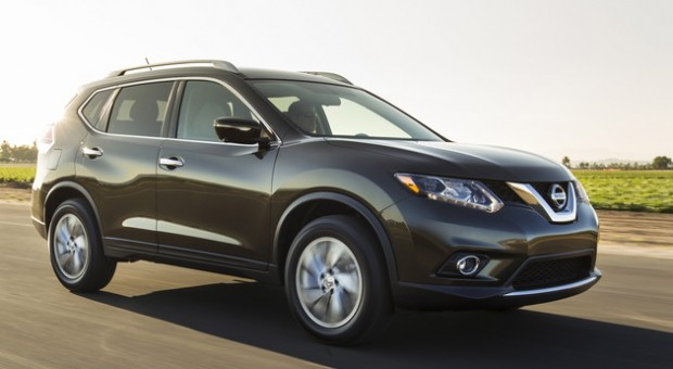 2014 All-new Nissan Rogue