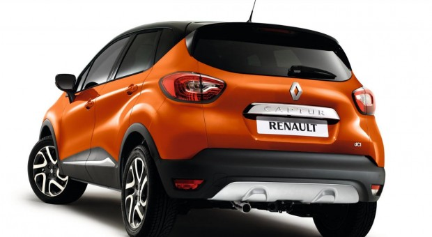 Renault Captur 'Arizona' limited-edition