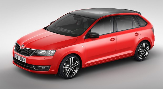 2013 All-New Skoda Rapid Spaceback
