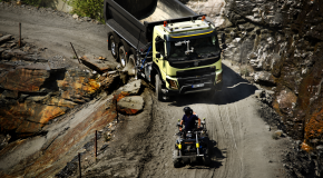 Volvo Trucks presents 'The Hamster Stunt'. A new viral video campaign