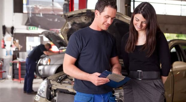 How to prepare consumers for the 'true costs' of repairing a car ?