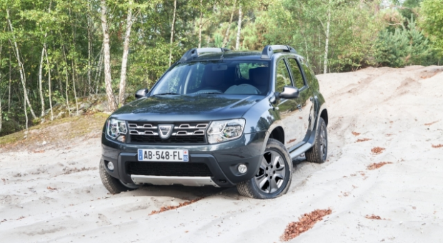 2013 All-new Dacia Duster revealed