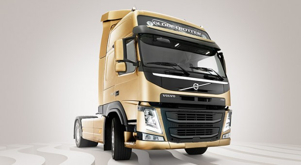 Volvo Trucks – Building an ultra-modern Volvo FH in five days