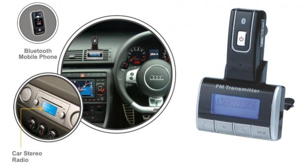 Bluetooth in Your Car: Banging Out the Dents