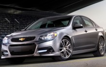 All-new 2014 Chevrolet SS Sedan