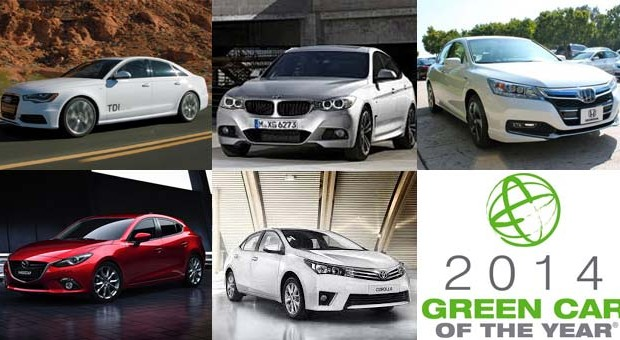 Green Car of the Year 2014