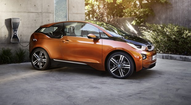The Impressive Technology of the BMW i3