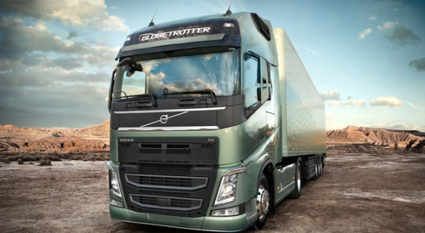 2013 Volvo FH – simulated collision tests