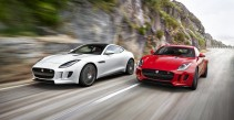 All-new Jaguar F-Type Coupe & R
