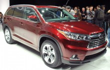 All-New 2014 Toyota Highlander