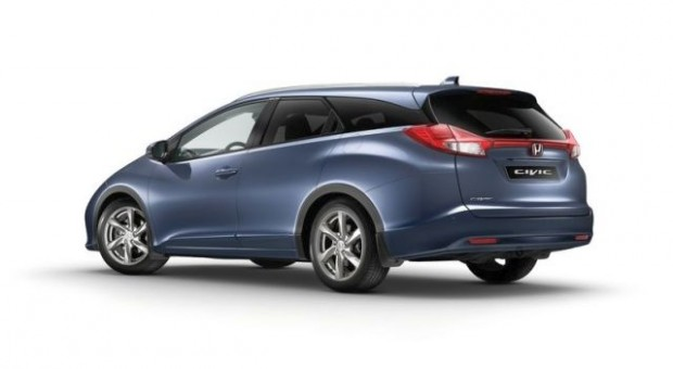 2014 All-New Honda Civic Tourer