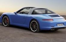 All-New 2015 Porsche 911 Targa
