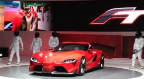 2014 All-new Toyota FT-1 Concept