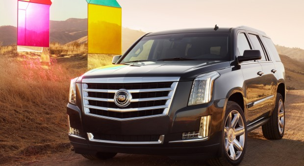 Look at the 2015 Escalade's LED Exterior Lighting