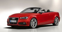 All-new 2014 Audi S3 Cabriolet