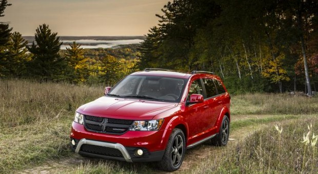 New 2014 Dodge Journey Crossroad