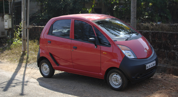 Epic Fail: Tata Nano Is A Big No-No !