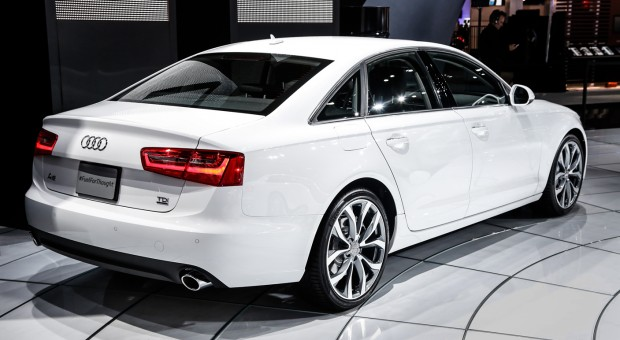 2014 Audi A6 and S6 earn 5-star crash test ratings