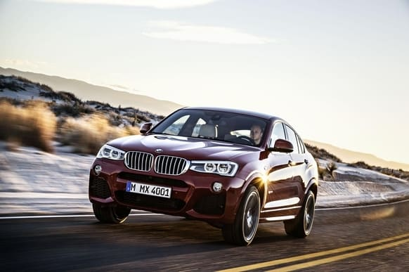 Discover all-new BMW X4