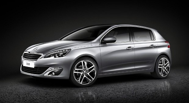 Peugeot 308 is « Car of the Year » 2014