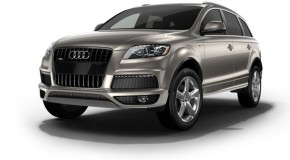 The 2014 Audi Q7 (prices)