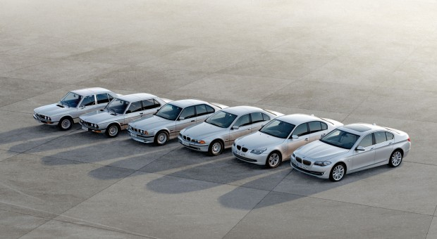 BMW Accelerated History: 10 Decades in 60 Seconds