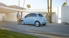 The New Fiat 500 1957 Edition Arriving Soon in FIAT Studios