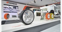 The amazing future of car tyres?