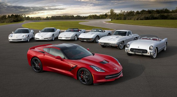 60 years of the Corvette! The story …