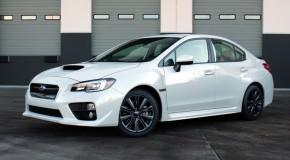 IIHS News: All-new Subaru WRX earns Top Safety Pick