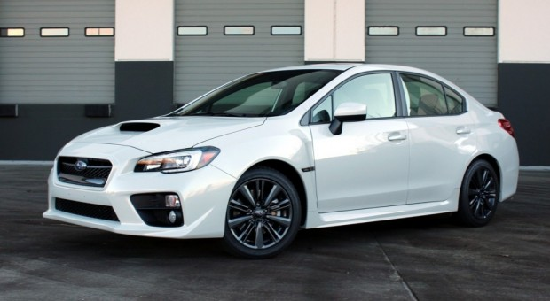 Reviewed: Subaru Impreza WRX STI