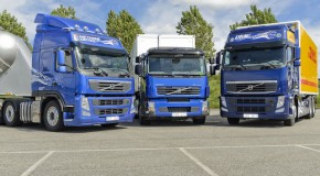 Volvo launches gas-powered truck