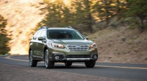 All-new Subaru Legacy and Subaru Outback vehicles earn IIHS Awards