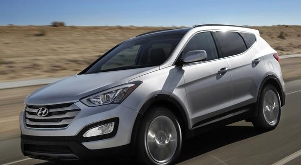"Hyundai's 2014 Santa Fe Sport earned the distinction of ""Family Car of the Year"""