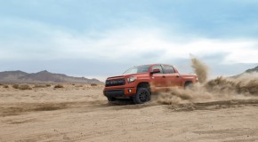 Toyota Releases Pricing for All-New 2015 Toyota Tundra TRD Pro Series