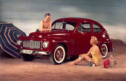 Remember the time: Volvo PV444 – the 'little Volvo' turns 70