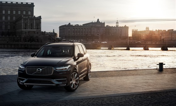 Volvo XC90 wins North American Truck of the Year
