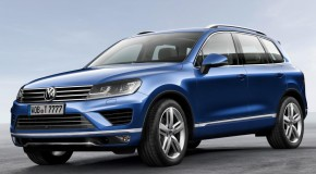 Volkswagen Touareg – new design and new technologies: New 262 PS V6 TDI consumes just 6.6 l/100 km