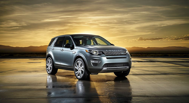 Land Rover Launches All-New Discovery Sport