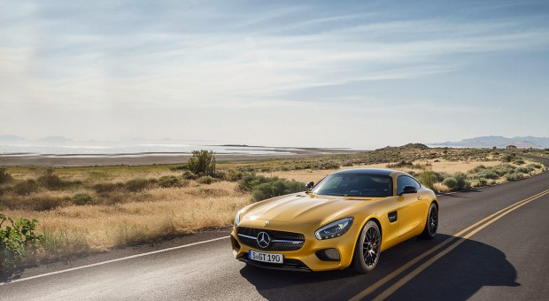 All-new Mercedes-AMG GT
