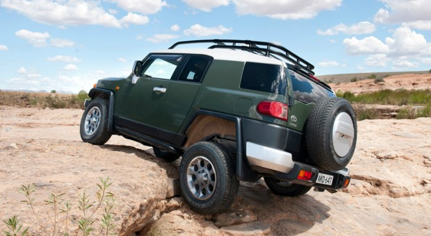 Toyota announces recall of approximately 1,800 model year  2014 Toyota FJ Cruiser vehicles