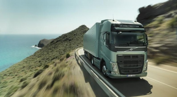 Volvo Truck: A sports car under the hood with I-Shift Dual Clutch