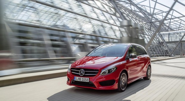 In Review: Mercedes-Benz B-Class B180 (2012)