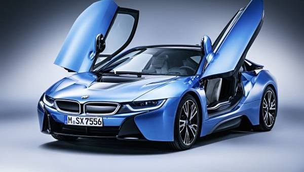 All BMW new models at the Mondial de l' Automobile Paris 2014
